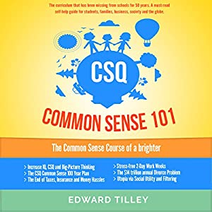 CSQ Common Sense 101 Audiobook
