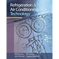 Refrigeration & Air Conditioning Technology (Available Titles CourseMate)