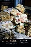 Paper Cadavers, Kirsten Weld, 0822355973