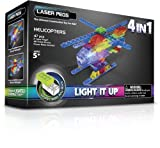 Laser Pegs 4-in-1 Helicopter Building Set - Best Reviews Guide