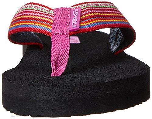 Teva Mush II W ciabatta donna TE.4198 - Sandalias para mujer La Manta Red