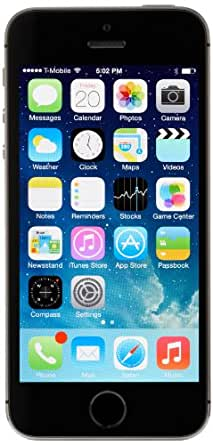 Apple iPhone 5s AT&T Cellphone, 16GB, Space Gray