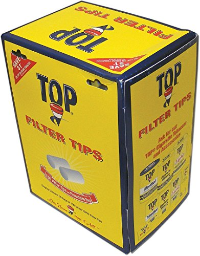 Top 15 mm Cigarette Filter Tips 100 Count Bag