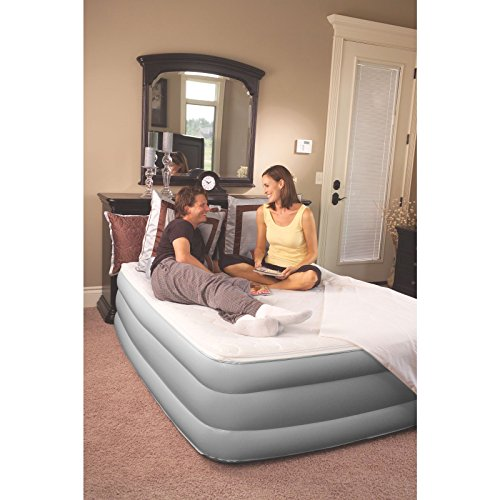 Coleman SupportRest Airbed with Quilted Queen