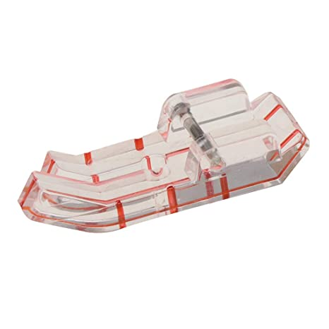 """1//4/"""" Clear View Quilting Presser Foot Compatible with Brother Janome Singer"""