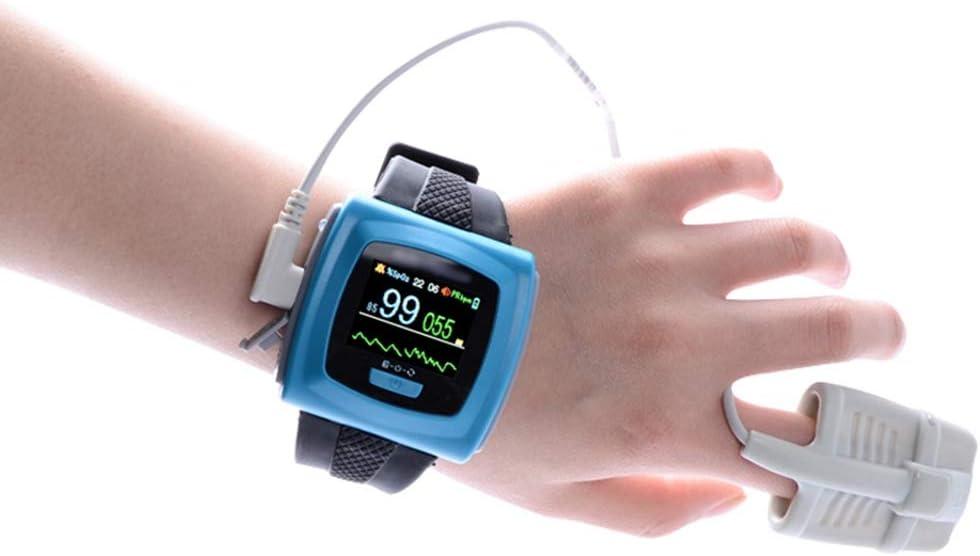 Oximetro de pulso con sonda