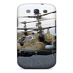Chv2881kvpa Tpu Case Skin Protector For Galaxy S3 Helicopters With Nice Appearance