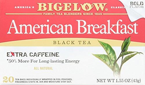 (Bigelow Tea American Breakfast Black Tea, 20 Tea Bags)