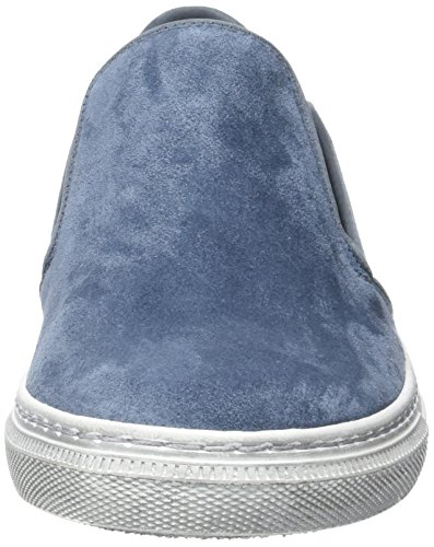 Gabor Shoes - Fashion_64.34 - Chaussures slip-on - Femme - Bleu (jeans/river 16) - 36 EU
