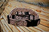 Baseball Dog Collar Soft Cotton Dog Collar Small, Medium, or Large Size