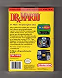 Dr. Mario / 1990 Vintage Nintendo Game Pak, in Original Packaging