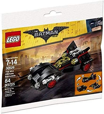 LEGO The LEGO Batman Movie Mini Ultimate Batmobile (30526) Bagged
