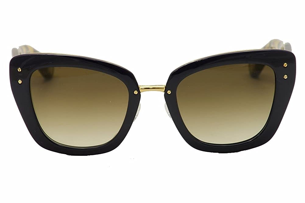 ea9e2009312 Amazon.com  Marc Jacobs Sunglasses - MJ506 S   Frame  Gold Blue Lens  Brown  Gradient  Clothing