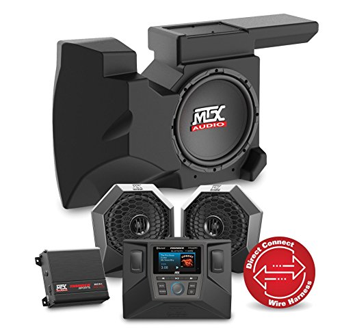 rzr 900s stereo - 2