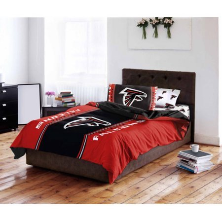 NFL Atlanta Falcons Bedding Set, Twin