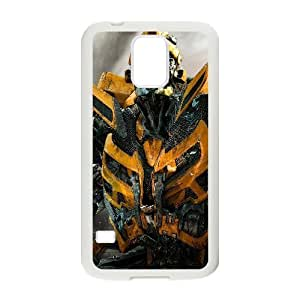 Bloomingbluerose Transformers Bumble Bee Samsung Galaxy S5 Cases, {White}