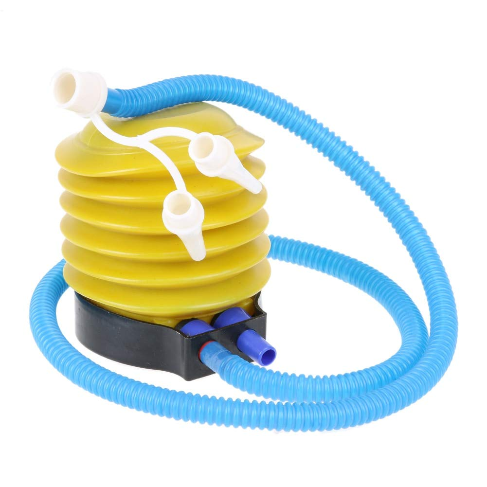 LooBooShop Outdoor Portable Foot Balloon Air Pump Inflate Equipment Party Wedding Festival Balloon Inflator Swimming Boat Air Pump