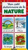 Mon petit dictionnaire de la nature par Pimont