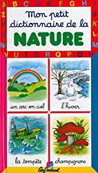 Mon petit dictionnaire de la nature