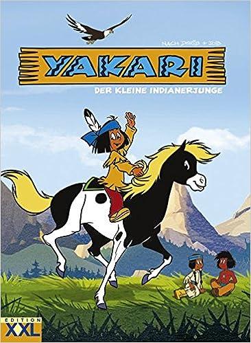yakari 9783897364295 amazon com books