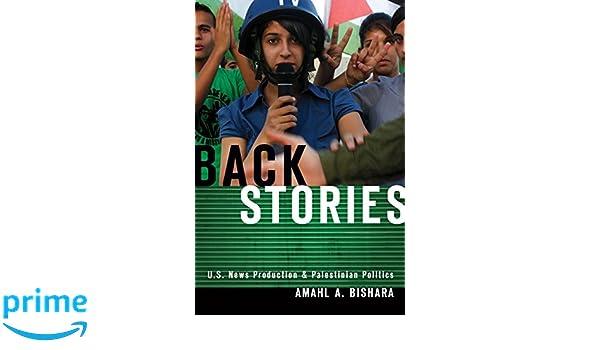 back stories bishara amahl a