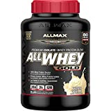ALLMAX Nutrition Allwhey Gold Vanilla Vanilla — 5 lbs For Sale