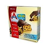Atkins Advantage Atkins Advantage Bar, Chocolate Chip Cookie Dough 5 ct (Quantity of 4)