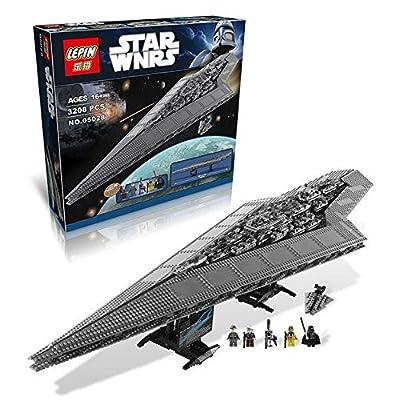 Lego Star Wars Compatible Super Star Destroyer