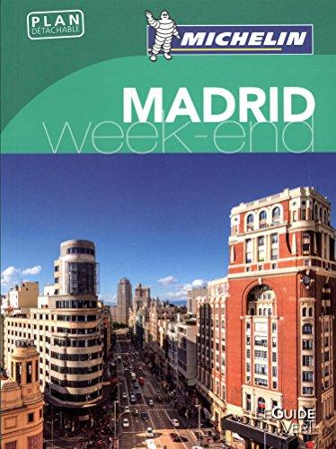B.o.o.k Michelin Madrid : Guide Vert Week-end Z.I.P