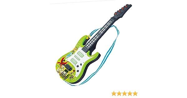 TOBY VenGo 4 Cuerdas Música Guitarra Eléctrica Ukelele Guitarra ...
