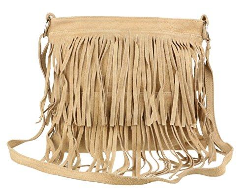 beige Sac Handbags Daniela Bandoulière Girly Beige x8wHSq
