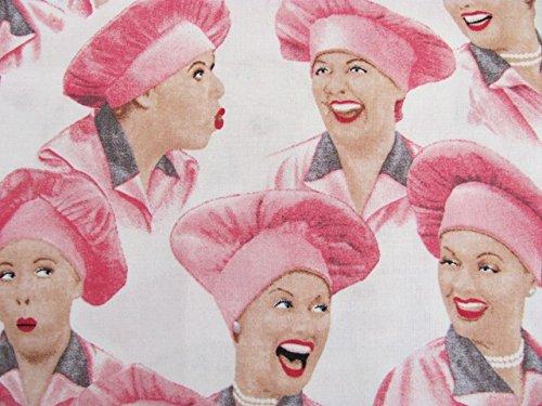 I Love Lucy Fabric - 2