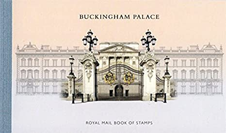 2014 Buckingham Palace Prestige folleto - Royal Mail sello libro SG DY10: Amazon.es: Hogar
