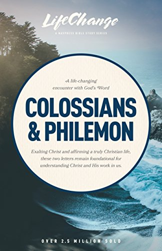 Colossians philemon lifechange book 12 kindle edition by the colossians philemon lifechange book 12 kindle edition by the navigators religion spirituality kindle ebooks amazon fandeluxe Images