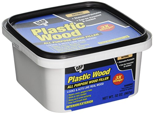 DAP 00525 Plastic Wood Filler ()