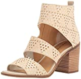 Lucky Women's LK-Kabott Heeled Sandal, Sandshell, 7 M US