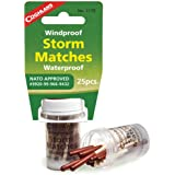 Coghlan's 1170 Storm Matches - 25-Pack