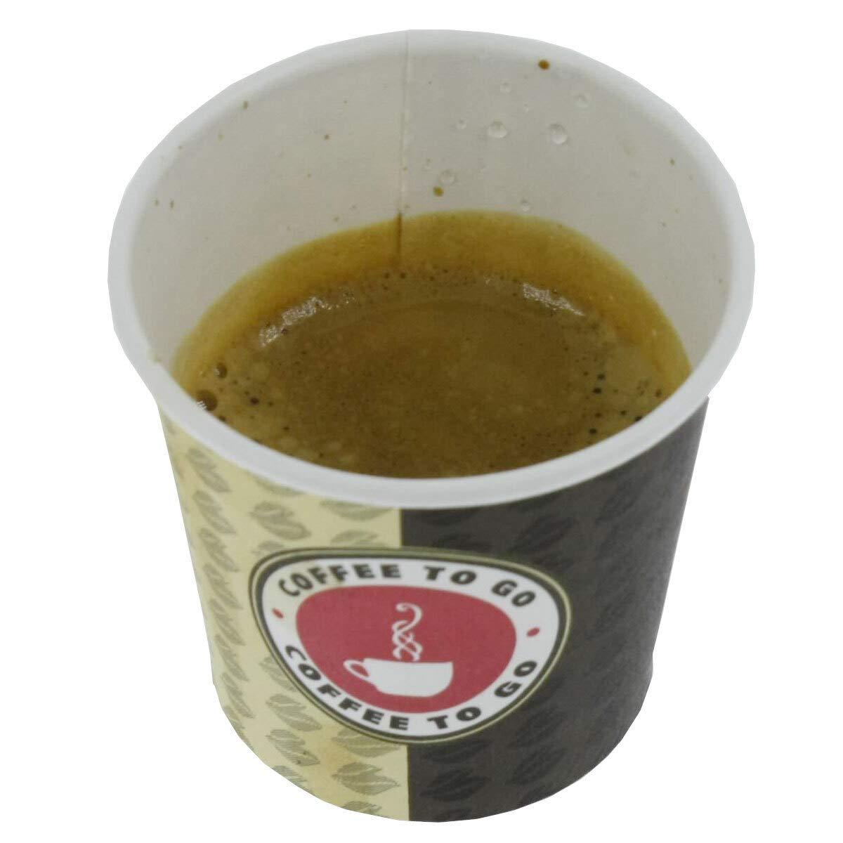 Taza de caf/é 100 ml, cart/ón Ecolle 1000 Premium Coffee TO GO