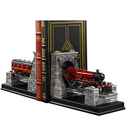 Noble Collection Harry Potter Serre Livres Hogwarts Express 19 Cm