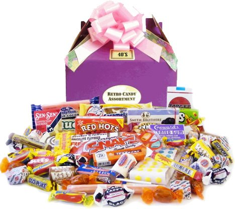 1940's Spring Time Memory Gift Box