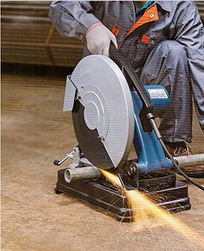 GOWE Electric Saw 1800w Cut Off Saw 355mm Metal Cutting Machine 14