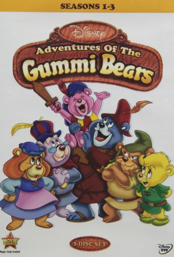 Disneys Adventures Of The Gummi Bears