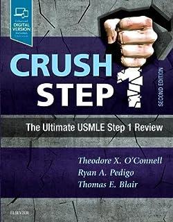 crush step 1 the ultimate usmle step 1 review 2e