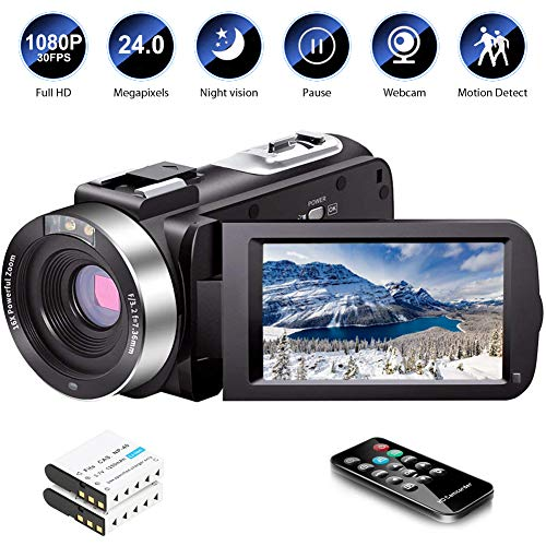 Video Camera...