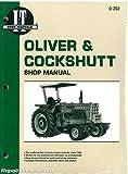 O-202 Oliver & Cockshutt G / T Series Farm Tractor Repair Manual