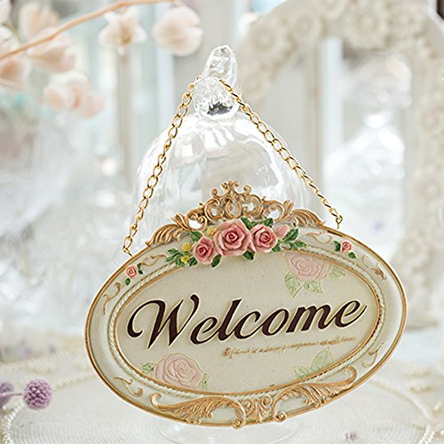 Welcome Plaque - 9