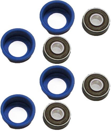 Dewalt DW660 Cut Out Tool (4 Pack) Replacement Bearing Kit # 5140017-69-4pk