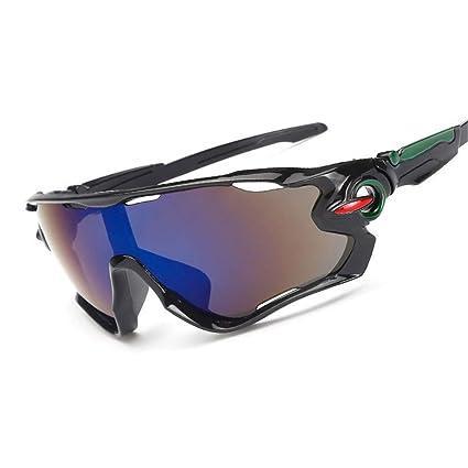 Gafas de sol polarizadas deportivas Hombres UV Bicicletas ...