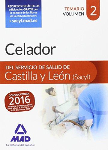 Celador del Servicio de Salud de Castilla y León (SACYL).: 2