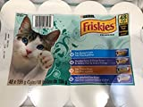 Best Wet  Foods - Purina® Friskies® Cat Food Variety Pack 48-156g Cans Review